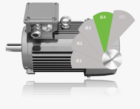 STARK IE4 electric motors